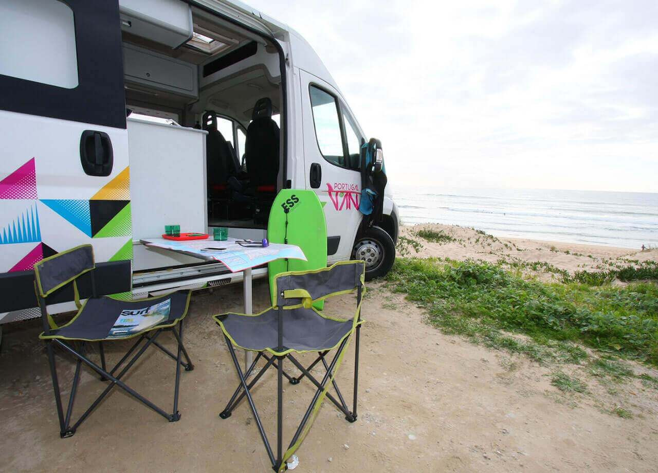 campervan uthyrning portugal